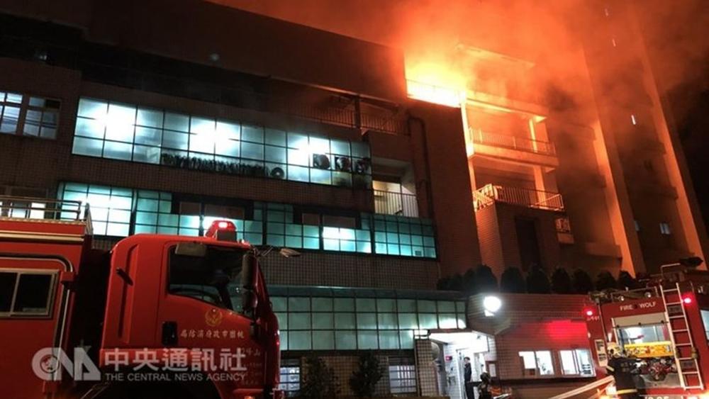 Hoả hoạn tại Đài Loan, chưa phát hiện công dân Việt Nam thương vong